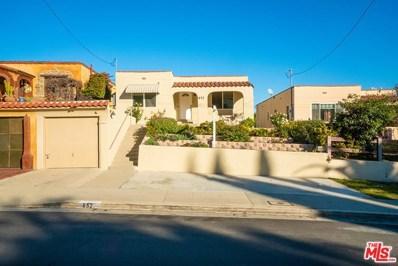 852 W 21ST Street, San Pedro, CA 90731 - MLS#: 18412962