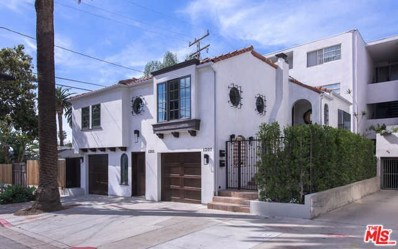1205 N Spaulding Avenue, West Hollywood, CA 90046 - MLS#: 18413002