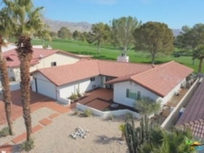 8940 CLUBHOUSE, Desert Hot Springs, CA 92240 - MLS#: 18413122PS