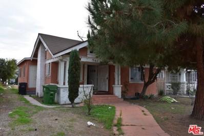 1568 W 45TH Street, Los Angeles, CA 90062 - MLS#: 18413272
