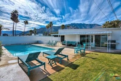 2890 E WYMAN Drive, Palm Springs, CA 92262 - MLS#: 18413418PS