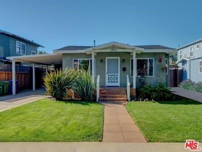 2435 GLENCOE Avenue, Venice, CA 90291 - MLS#: 18413494