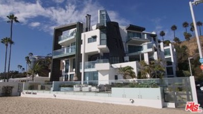 270 PALISADES BEACH Road UNIT 202, Santa Monica, CA 90402 - MLS#: 18413522