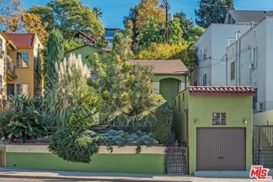826 PARKMAN Avenue, Los Angeles, CA 90026 - MLS#: 18413728