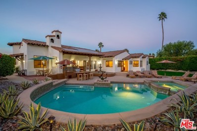 1106 VILLA FRANCEA, Palm Springs, CA 92262 - MLS#: 18413740