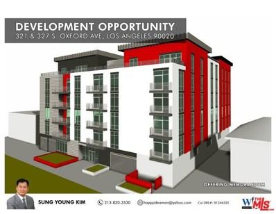 327 S OXFORD Avenue, Los Angeles, CA 90020 - MLS#: 18414294