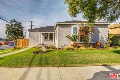 10253 S 4TH Avenue, Inglewood, CA 90303 - MLS#: 18414500