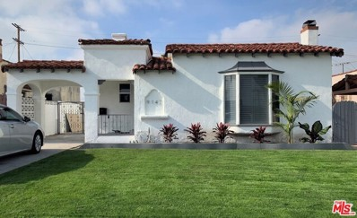 9147 S HARVARD Boulevard, Los Angeles, CA 90047 - MLS#: 18415466