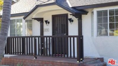 1875 N GARFIELD Avenue, Pasadena, CA 91104 - MLS#: 18415528