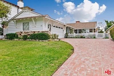630 N LAS CASAS Avenue, Pacific Palisades, CA 90272 - MLS#: 18415538