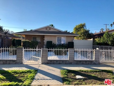 2911 S HARVARD, Los Angeles, CA 90018 - MLS#: 18416030