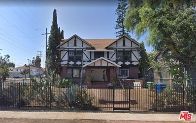 1555 S MANHATTAN Place, Los Angeles, CA 90019 - MLS#: 18416038