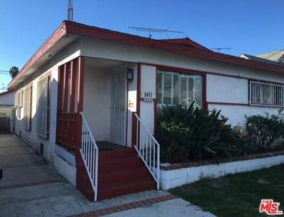 3671 CIMARRON Street, Los Angeles, CA 90018 - MLS#: 18416362