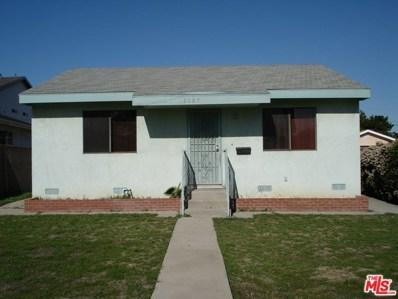 1037 W 105TH Street, Los Angeles, CA 90044 - MLS#: 18417206