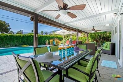 2015 E BELDING Drive, Palm Springs, CA 92262 - MLS#: 18417420PS