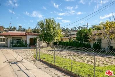 4878 Wiota Street, Los Angeles, CA 90041 - MLS#: 18417422