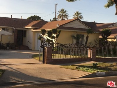 15803 S HASKINS Avenue, Compton, CA 90220 - MLS#: 18417712