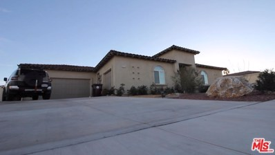 56159 MOUNTAIN VIEW Trail, Yucca Valley, CA 92284 - MLS#: 18417826