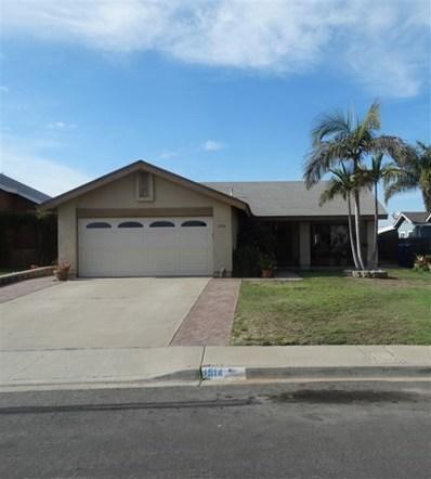 1514 Arliss Ct., San Diego, CA 92154 - MLS#: 190000065