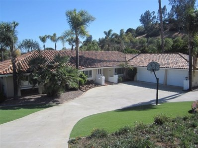 3309 VIA LOMA, Fallbrook, CA 92028 - MLS#: 190000102