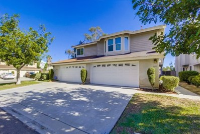 1255 Manzana Way, San Diego, CA 92139 - MLS#: 190000200