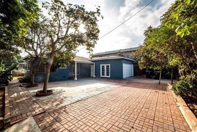 1410 W Summit Street, Long Beach, CA 90810 - MLS#: 190000212