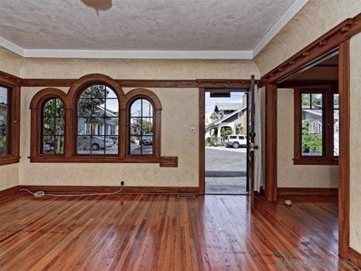 3825 Eagle St, San Diego, CA 92103 - MLS#: 190000326