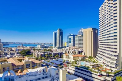 645 Front Street UNIT 1510, San Diego, CA 92101 - MLS#: 190000350
