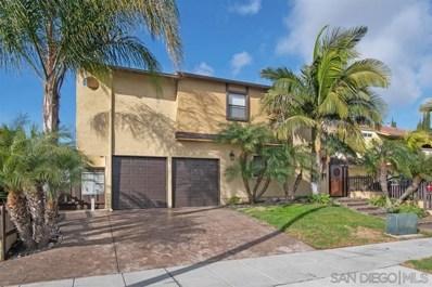 4046 Iowa Street UNIT 2, San Diego, CA 92104 - MLS#: 190000399