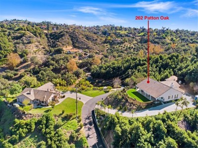 262 Patton Oak Road, Fallbrook, CA 92028 - MLS#: 190000542