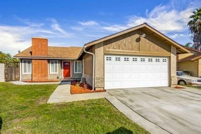 256 Tarango Place, Spring Valley, CA 91977 - MLS#: 190000721