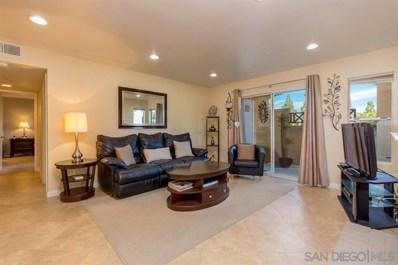 2083 Lakeridge Cir UNIT 104, Chula Vista, CA 91913 - MLS#: 190000933