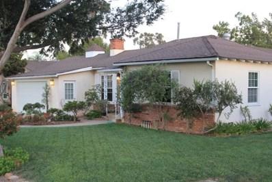 1451 Murray Ave, El Cajon, CA 92020 - MLS#: 190000939
