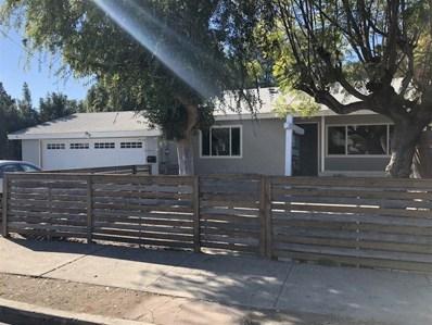 346 S 33rd St, San Diego, CA 92113 - MLS#: 190001009