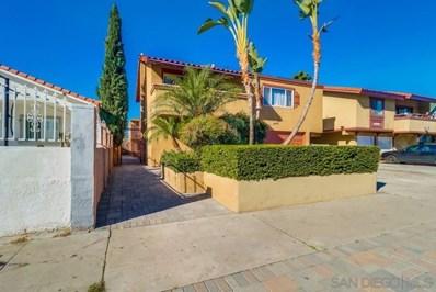 4080 Van Dyke Avenue UNIT 8, San Diego, CA 92105 - #: 190001213
