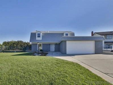 1471 Laurel Ave, Chula Vista, CA 91911 - MLS#: 190001286