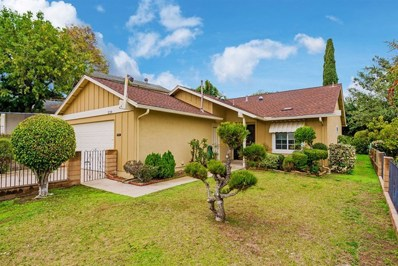 220 WORTHINGTON STREET, Spring Valley, CA 91977 - MLS#: 190001453