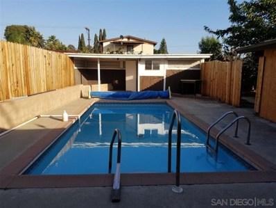 6081 Nancy Dr, La Mesa, CA 91942 - MLS#: 190002011