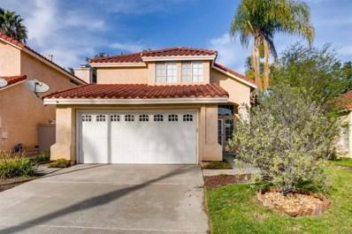 1564 Promontory Ridge Way, Vista, CA 92081 - MLS#: 190002106