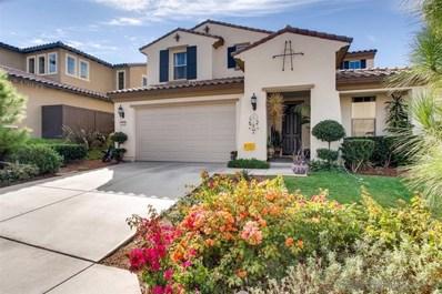 1526 Avila Lane, Vista, CA 92083 - MLS#: 190002211