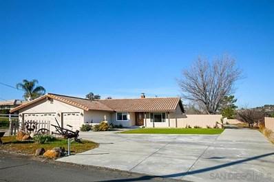 1774 Roble Grande Rd, Alpine, CA 91901 - MLS#: 190002346