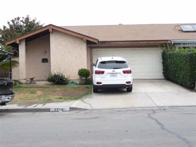 2714 Casa Linda Way, San Marcos, CA 92069 - MLS#: 190002533