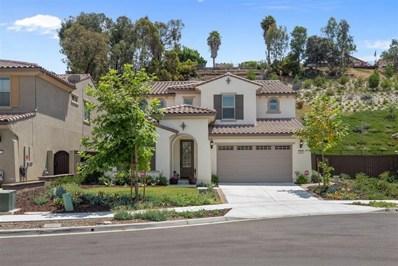243 Flores Lane, Vista, CA 92083 - MLS#: 190002544