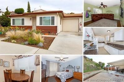 3228 Buena Hills, Oceanside, CA 92056 - MLS#: 190002949