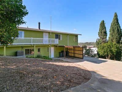 2401 Plumosa Ct, Vista, CA 92081 - MLS#: 190003119