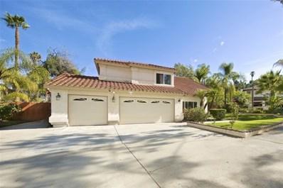 491 Skywood, El Cajon, CA 92020 - MLS#: 190003210