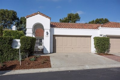 4651 Cordoba Way, Oceanside, CA 92056 - MLS#: 190003419