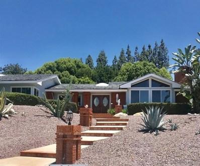 1321 Hidden Plateau Court, El Cajon, CA 92019 - MLS#: 190003484