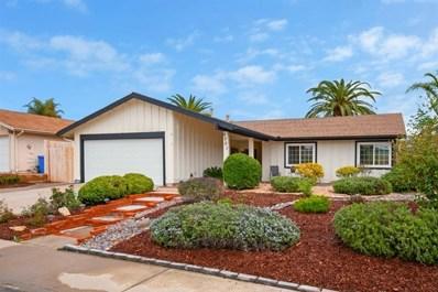 9301 Lake Hill Road, Santee, CA 92071 - #: 190003487