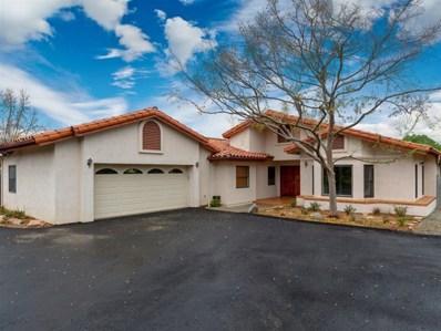 10222 Paso De Flora, Escondido, CA 92026 - MLS#: 190003632